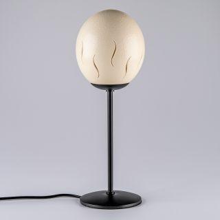 Lampen - Ei Flammen - detail