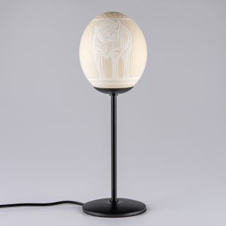 Lampen - Ei Nashorn Ei detail